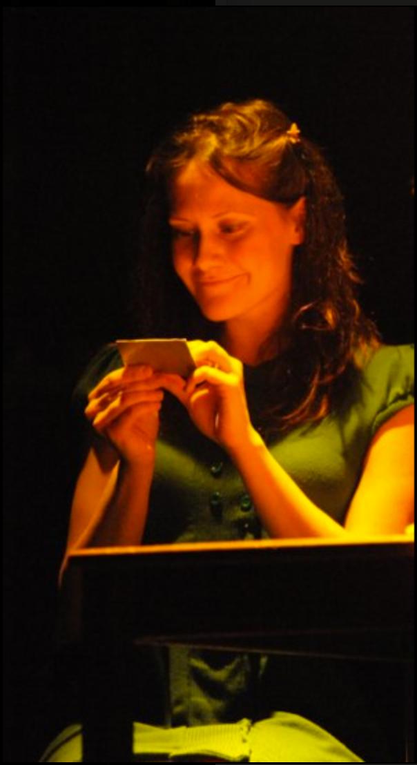 Greta Zamparini as Debbie Ph. Francesco Calì