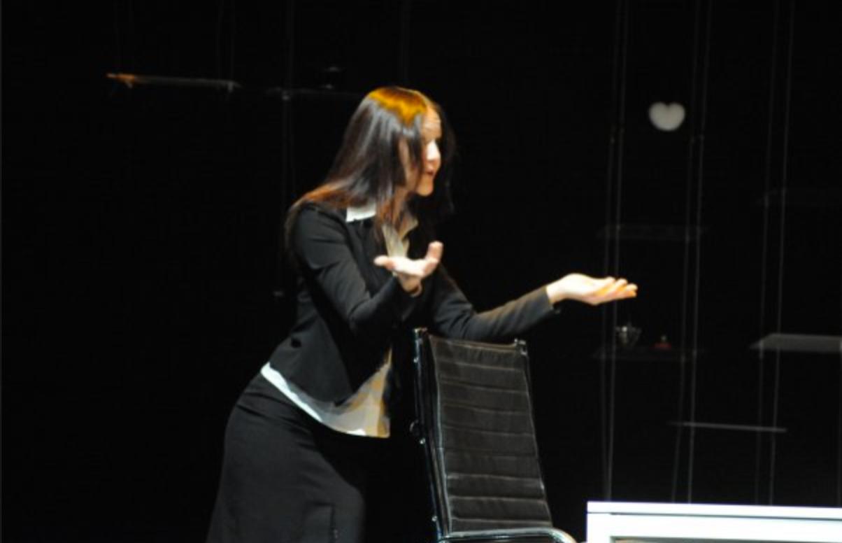 Greta Zamparini as Val Ph. Francesco Calì