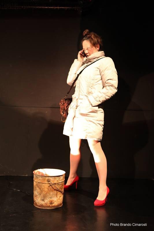 Greta Zamparini as Marina