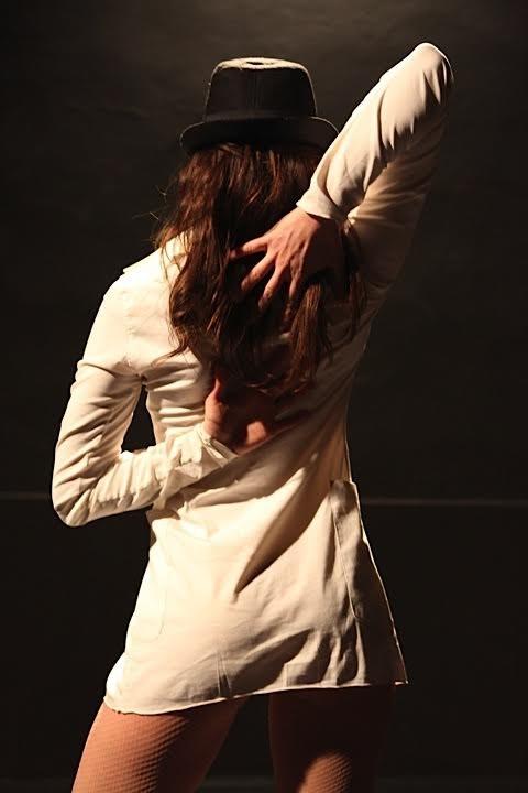 Greta Zamparini as The Escort.