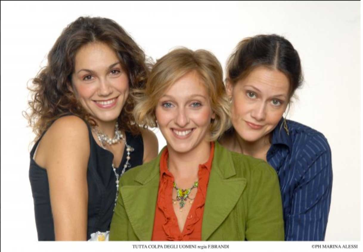 Linda Gennari, Silvia Giulia Mendola, Greta Zamparini